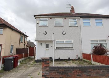 Thumbnail 3 bed semi-detached house for sale in Coronation Drive, Knotty Ash, Huyton, Liverpool