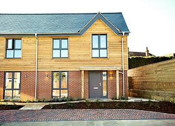 Thumbnail 2 bedroom semi-detached house to rent in Belmont Mews, Upper High Street, Thame