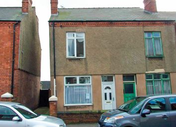 Thumbnail 2 bedroom semi-detached house for sale in Park Street, Alfreton, Derbyshire