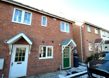 Thumbnail 2 bed terraced house to rent in Ryders Hill Crescent, Nuneaton