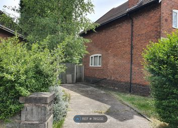 Thumbnail 4 bed semi-detached house to rent in Ida Road, Walsall