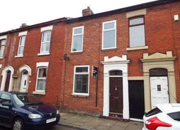 Thumbnail 2 bedroom terraced house for sale in Wildman Street, Preston, Lancashire