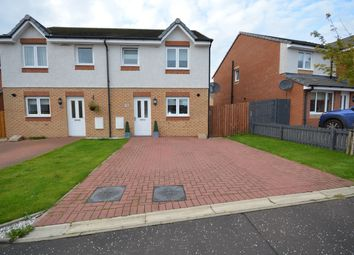 Thumbnail 3 bed semi-detached house for sale in Edradour Road, Kilmarnock