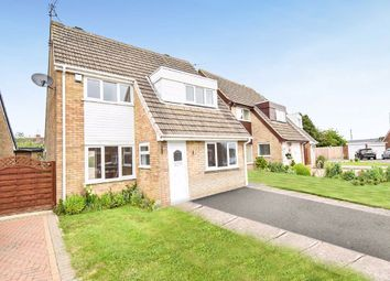 Thumbnail 3 bed detached house for sale in Patrick Road, Corby, Northamptonshire