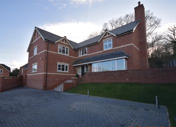 Thumbnail 5 bed detached house for sale in Wychwood Close, Marford, Wrexham