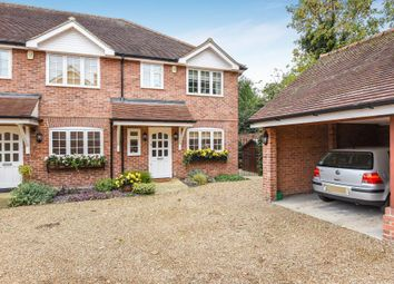 Thumbnail 2 bed end terrace house for sale in Thorpe Village, Surrey