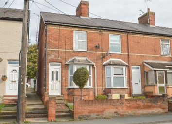 Thumbnail 2 bed end terrace house to rent in Lordscroft Lane, Haverhill