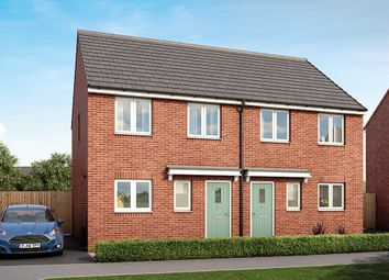 "Thumbnail 3 bed property for sale in ""Kendal"" at Long Lands Lane, Brodsworth, Doncaster"