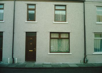 Thumbnail 3 bed terraced house to rent in Gladys Street, Aberavon