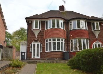3 bed semi-detached house to rent in Brigfield Road, Birmingham B13
