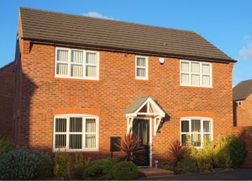 Thumbnail 4 bed detached house for sale in Jersey Close, Coventry