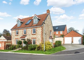 Thumbnail 5 bed detached house for sale in Barn Close, Churchinford, Taunton