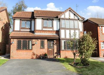 Thumbnail 4 bed detached house for sale in Rosewarne Close, Aigburth, Liverpool