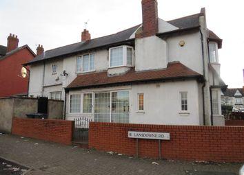 Thumbnail 3 bed semi-detached house for sale in Lansdowne Road, Handsworth, Birmingham