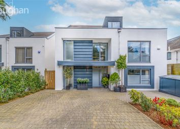 Withdean Road, Brighton BN1. 4 bed detached house for sale