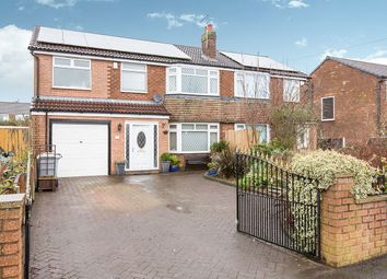 Thumbnail 5 bed semi-detached house for sale in Astbury Lane Ends, Congleton