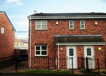 Thumbnail 3 bed semi-detached house for sale in Rushberry Avenue, Millside, Manchester, Greater Manchester
