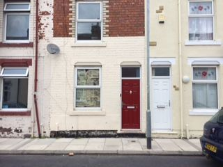 Thumbnail 2 bed terraced house to rent in Palmer Street, Middlesbrough