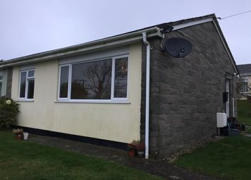 Thumbnail 2 bedroom bungalow to rent in Station Road, Woolacombe, Devon