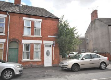 Thumbnail 2 bed terraced house for sale in Gutteridge Street, Coalville