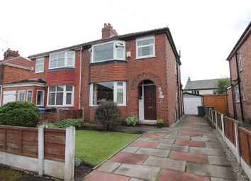 3 bed semi-detached house for sale in Nursery Road, Urmston, Manchester M41