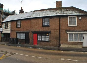 Thumbnail 2 bed terraced house for sale in Whitstable Road, Canterbury