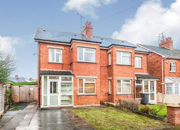 Thumbnail 3 bed semi-detached house for sale in Glenthorne Road, Taunton