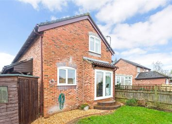 Thumbnail 1 bed end terrace house for sale in Kestrel Close, Bishops Waltham, Southampton