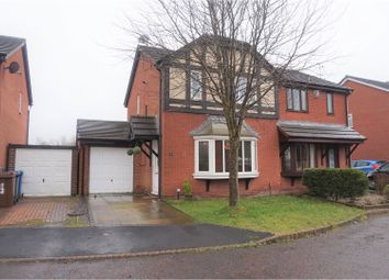Thumbnail 3 bed semi-detached house for sale in Cumberbatch Place, Wigan