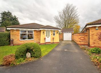 Thumbnail 3 bed bungalow for sale in Nursery Court, Nether Poppleton, York