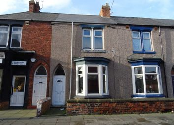 Thumbnail 2 bed terraced house to rent in Murray Street, Hartlepool
