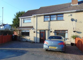 Thumbnail 4 bed semi-detached house for sale in Talbot Road, Brislington, Bristol