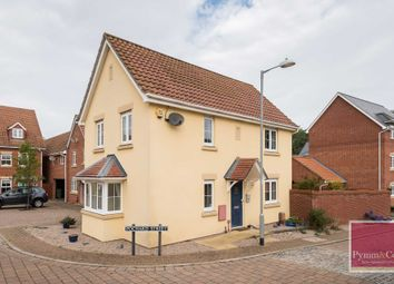 Thumbnail 3 bed detached house for sale in Pochard Street, Queens Hill, Norwich