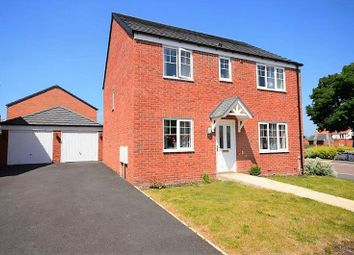 Thumbnail 4 bed detached house for sale in 3 Rosemary Crescent, Winsford
