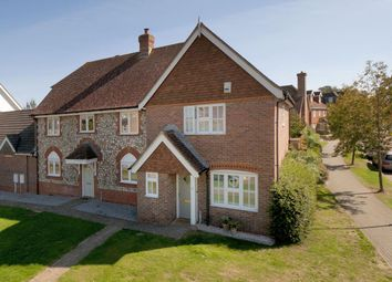 Thumbnail 3 bed end terrace house for sale in Discovery Drive, Kings Hill, West Malling