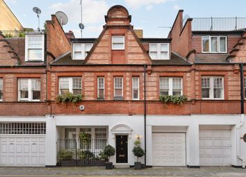 Thumbnail 3 bed terraced house for sale in 6, Holbein Mews, Chelsea