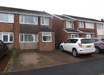 Thumbnail 3 bed semi-detached house for sale in Valley View, Sacriston, Durham