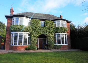 Thumbnail 4 bed detached house for sale in Leeds Road, Bramhope