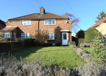 Thumbnail 2 bed semi-detached house for sale in High Road, Broxbourne