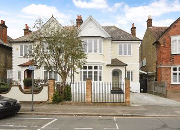 Thumbnail 4 bed semi-detached house for sale in Lingfield Avenue, Kingston Upon Thames