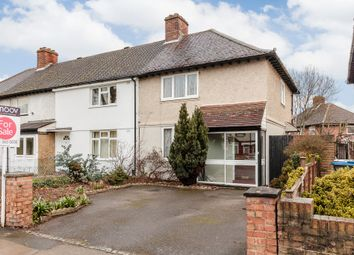 Thumbnail 3 bed end terrace house for sale in Kingston Road, Norbiton, Kingston Upon Thames