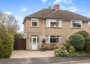 Thumbnail 3 bed semi-detached house for sale in Dentwood Grove, Bristol