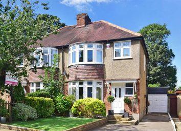 3 bed semi-detached house for sale in Warren Mead, Banstead, Surrey SM7