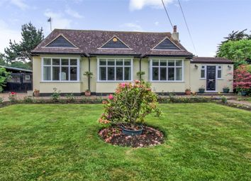 Thumbnail 3 bed detached bungalow for sale in Bells Hill Road, Vange, Basildon, Essex