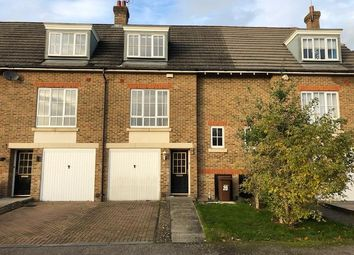 Thumbnail 3 bed terraced house for sale in Stanmore, London