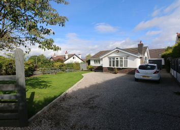 Thumbnail 3 bed detached bungalow for sale in Alltami Road, Buckley, Flintshire