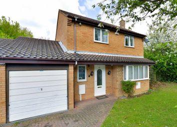 Thumbnail 3 bed link-detached house for sale in Edrich Avenue, Oldbrook, Milton Keynes