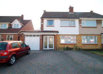 Thumbnail 3 bedroom semi-detached house for sale in Penshurst Road, Ipswich