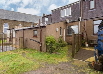 Thumbnail 1 bed terraced house for sale in Church Place, Crossgates, Fife