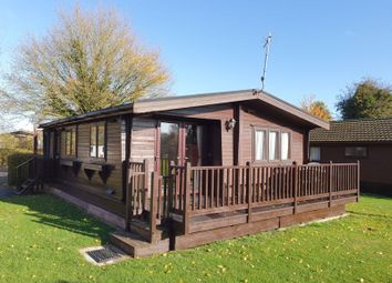 2 bed lodge for sale in Broadway Lane, South Cerney, Cirencester GL7